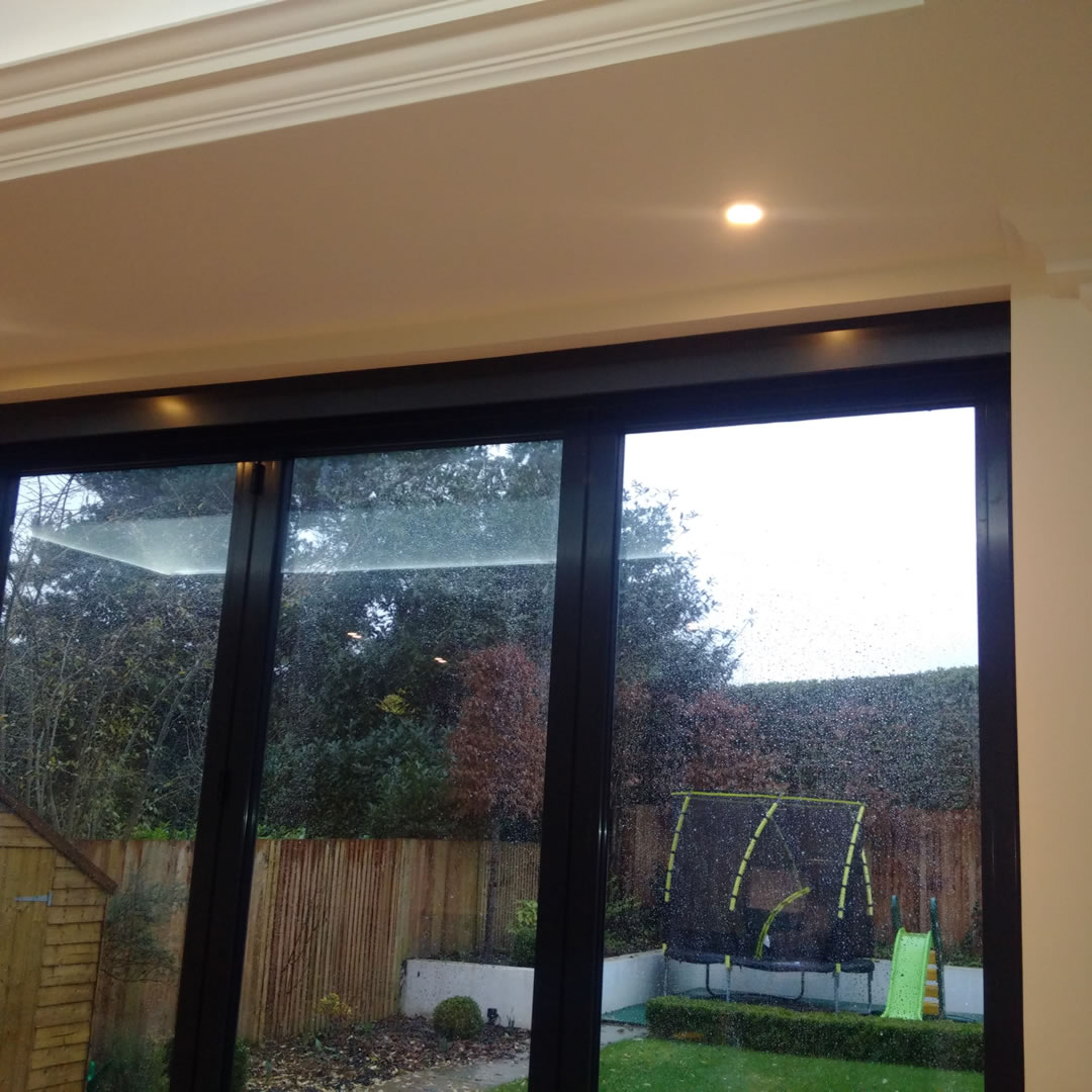 Roller Blinds For Bifold Doors Radiant Blindsradiant Blinds